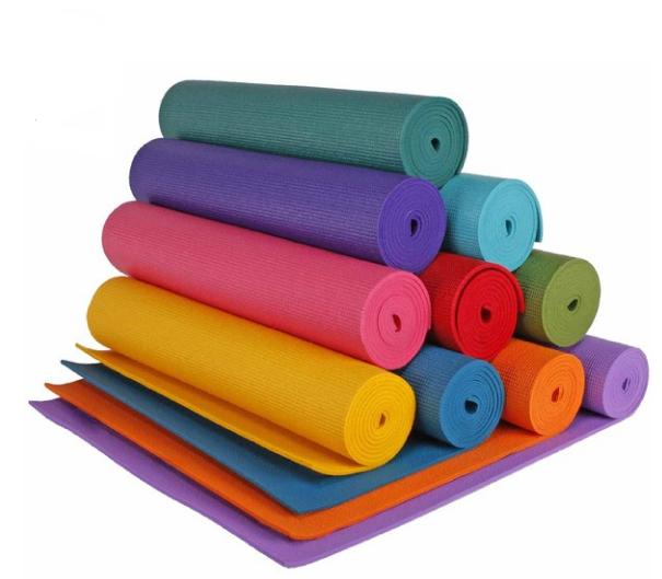 Resultado de imagen de un bon tapis de yoga