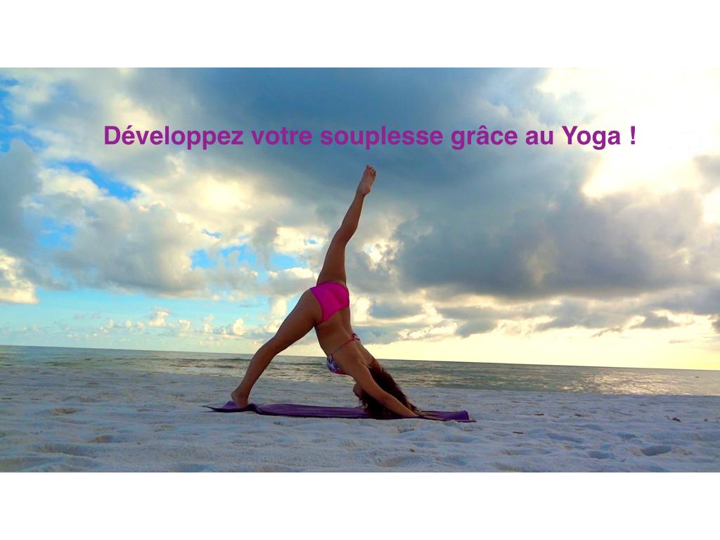5 Postures De Yoga Pour Developper Votre Souplesse