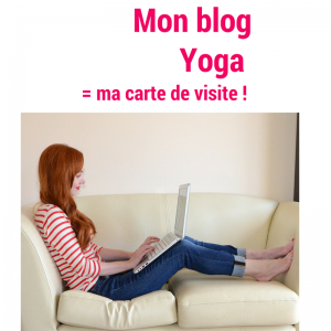 Blog Yoga Carte Visite