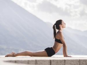 posture-chien-tete-en-haut-yoga-allergies