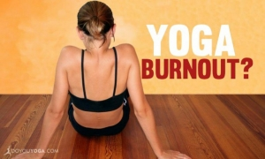 yoga-burn-out
