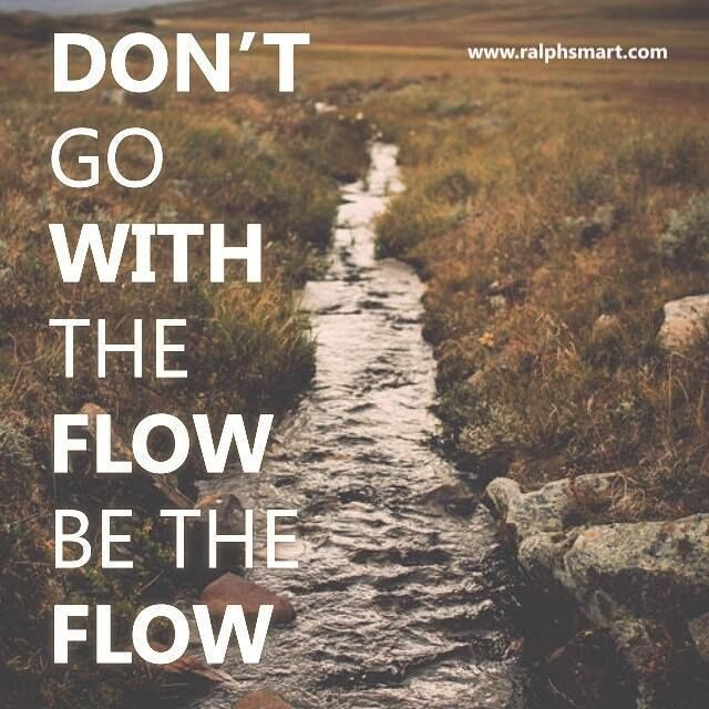 be-the-flow