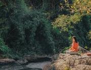 Les 5 Tibétains en Yoga