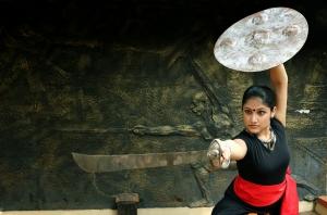kalarippayat-femme-inde-kerala