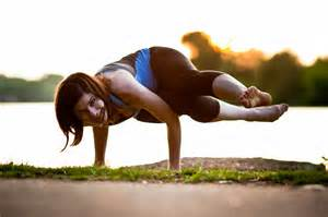 Yoga: Posture du Corbeau