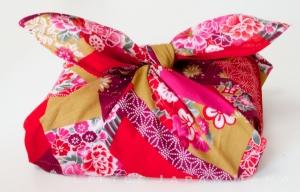 furoshiki emballer cadeaux