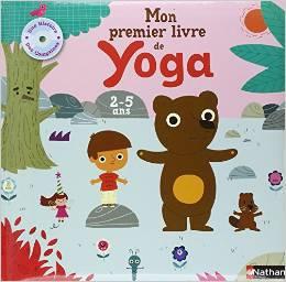 livre de yoga pour les tout-petits
