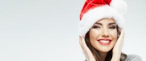 sourire à Noël