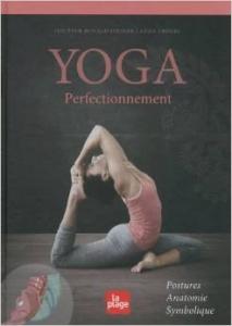livre yoga perfectionnement