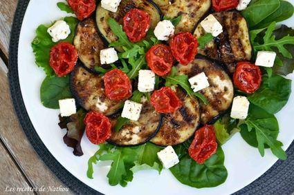 salade-aubergines-grillees