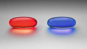 """""""Vous prenez la pilule bleue ou la pilule rouge ?"""""""