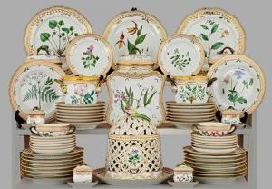 flora-danica-porcelaine