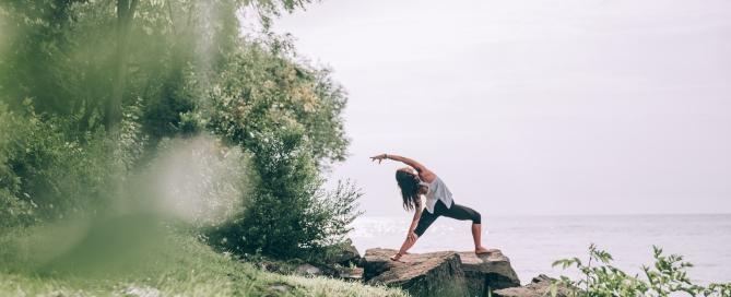 Le Yoga et la Femme