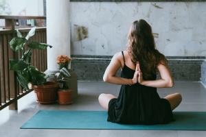 Séance de Yoga chez soi