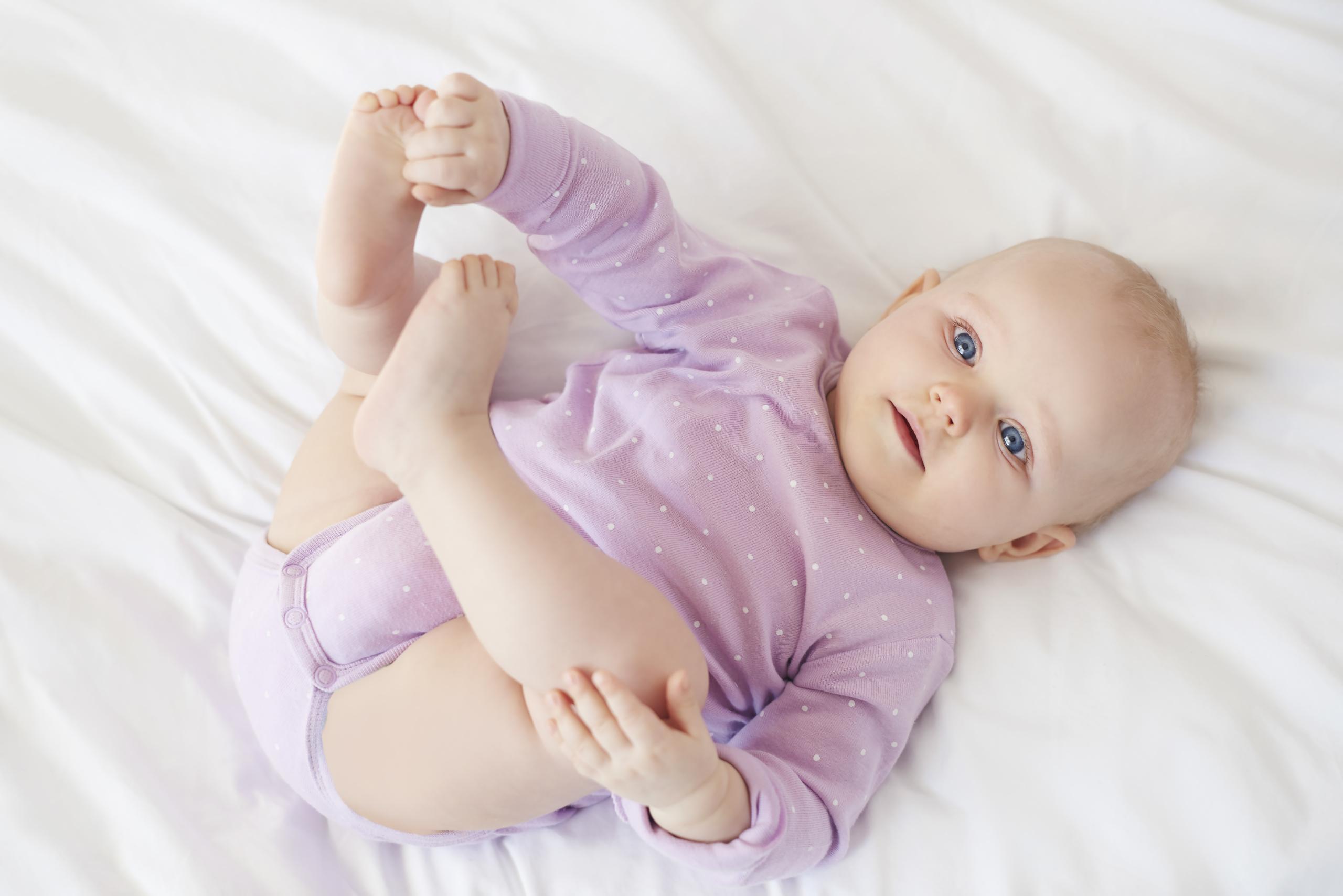 yoga pour les bebes